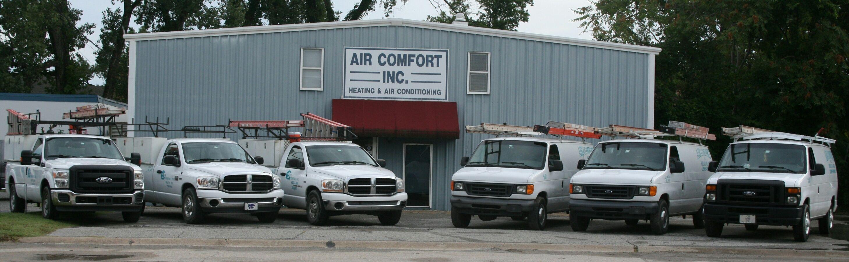 Visit Air Comfort